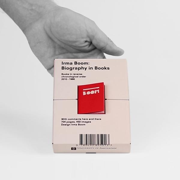 Verpakking Mini Boekje