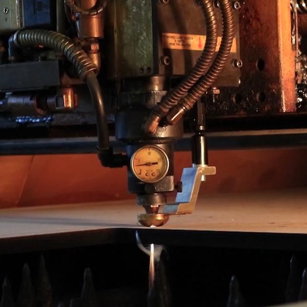 Lasersnijden / frezen Marbus
